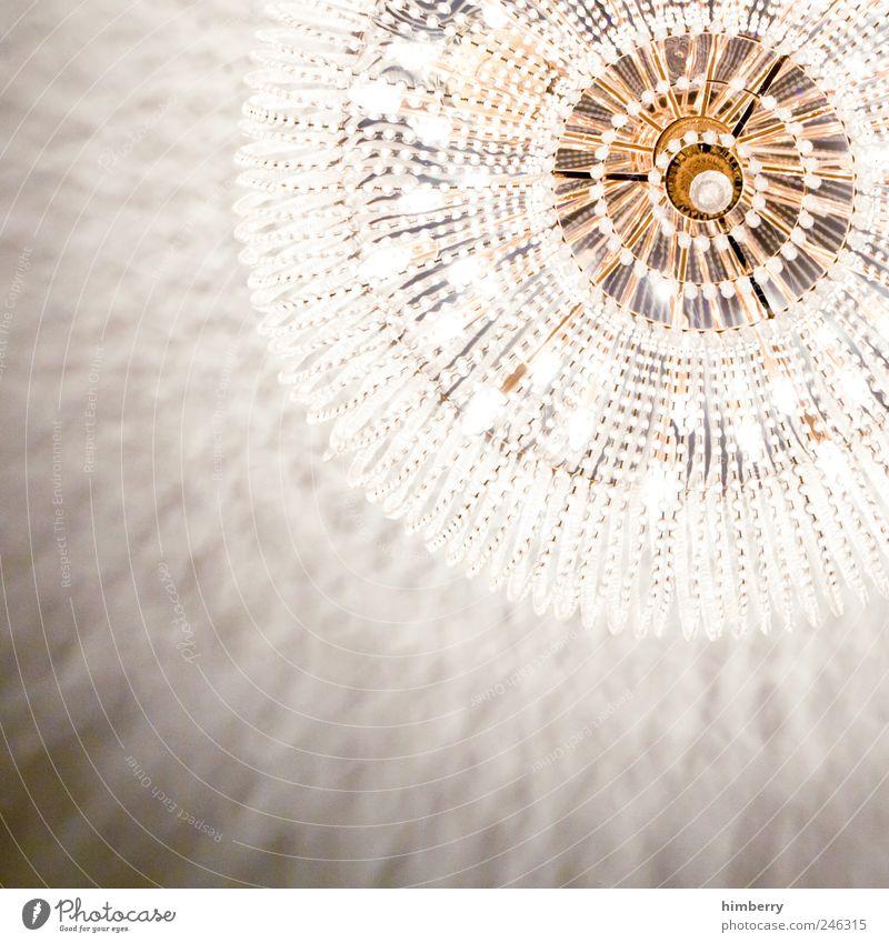 die krönung Lampe hell Kunst Glas Design Energiewirtschaft Baustelle Kultur einzigartig fantastisch Burg oder Schloss Reichtum Denkmal Wahrzeichen Glühbirne