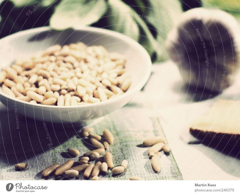 pronto Farbe Gesundheit Lebensmittel Ernährung Kochen & Garen & Backen Italien genießen Kräuter & Gewürze Bioprodukte Käse Vegetarische Ernährung Öl Gemüse Nuss Knoblauch Foodfotografie