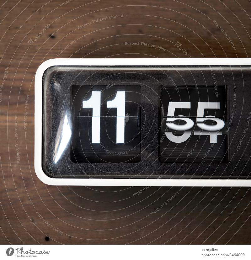 Es ist 5 vor 12 Design Gesundheit Gesundheitswesen Krankenpflege Häusliches Leben Wissenschaften Arbeitsplatz Büro Wirtschaft Kapitalwirtschaft Maschine