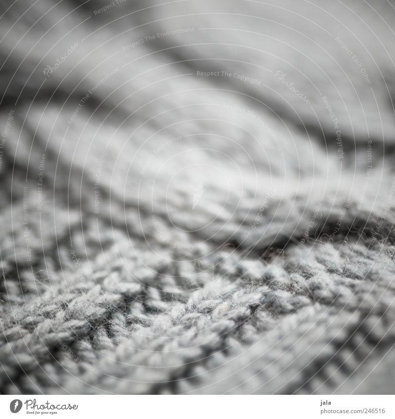 knitted. grau weich dick Pullover kuschlig Wolle Licht Strickmuster Strickpullover