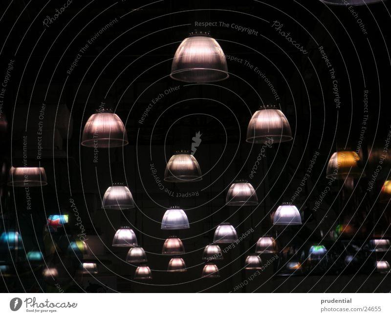 deckenlicht Licht Industrie Decke Lagerhalle
