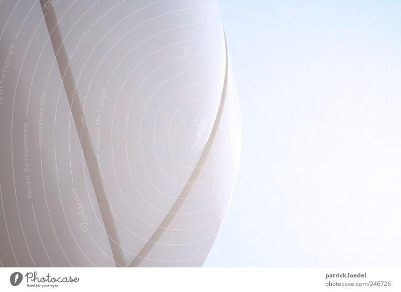V - The Visitors Architektur Fassade ästhetisch silber Design kalt modern Symmetrie Himmel Licht clean Sauberkeit Strukturen & Formen Metall aufwärts Buchstaben
