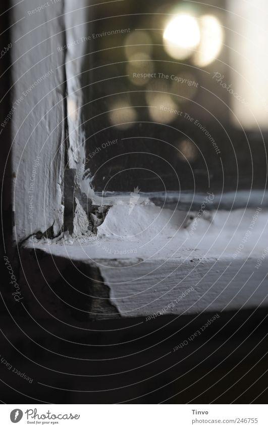 Window Color alt Farbe dunkel Fenster Wandel & Veränderung verfallen Fensterscheibe Renovieren Sanieren abblättern Lichtpunkt Anstrich Fensterrahmen