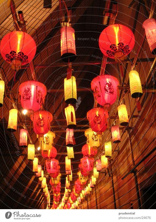 lampions China Erfolg Hongkong Silvester u. Neujahr Neujahrsfest Chinesisches Neujahrsfest