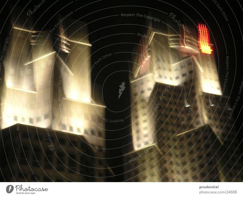 uob building singapore Beleuchtung Architektur Singapore Asien