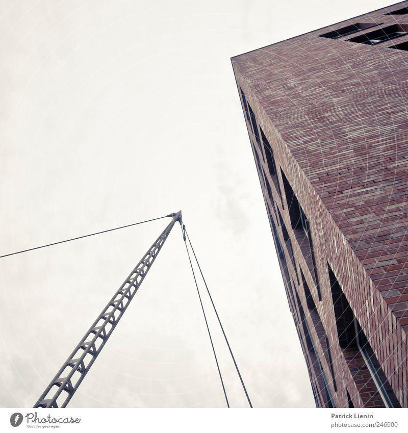 Anziehungskraft Himmel alt Wasser Haus Ferne Fenster Architektur Gebäude Freundschaft Zufriedenheit elegant modern Brücke einzigartig Bauwerk