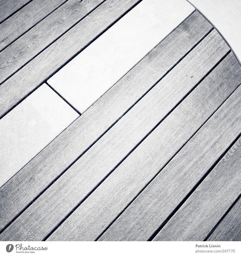 klar, was sonst. Natur Tier Umwelt Landschaft Holz Architektur Wege & Pfade hell Linie Ordnung Platz Klima planen Boden Bodenbelag