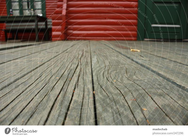 daveranda Ferien & Urlaub & Reisen Ferne Haus Holz Fassade Lifestyle trist Sauberkeit Sehnsucht Idylle Dorf Fernweh Sommerurlaub Dänemark Maserung Heimweh