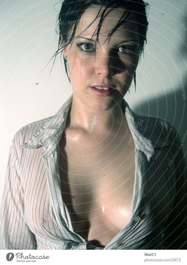 Mädchen 5 Frau Erotik nackt Haut Dame Porträt