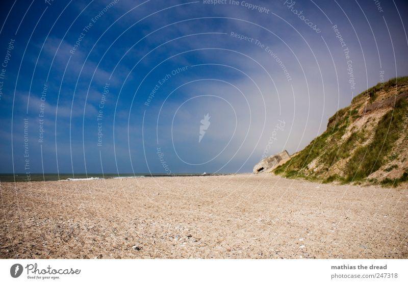 DÄNEMARK - XXVI Himmel Natur Wasser alt schön Pflanze Sommer Strand Wolken Ferne dunkel Umwelt Landschaft Gras Küste Gebäude