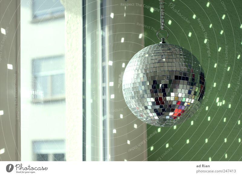 kitchen disco Fenster Party glänzend Design Fröhlichkeit Dekoration & Verzierung Disco Club Nachtleben Discokugel Feste & Feiern