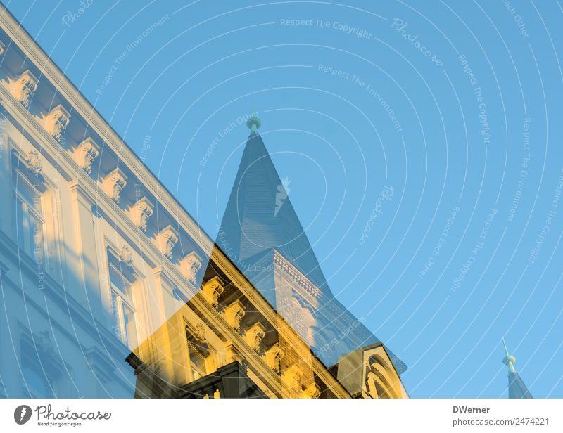 Bonn Tourismus Sightseeing Städtereise Haus Traumhaus Himmel Stadtzentrum Altstadt Kirche Dom Burg oder Schloss Marktplatz Rathaus Bauwerk Gebäude Architektur