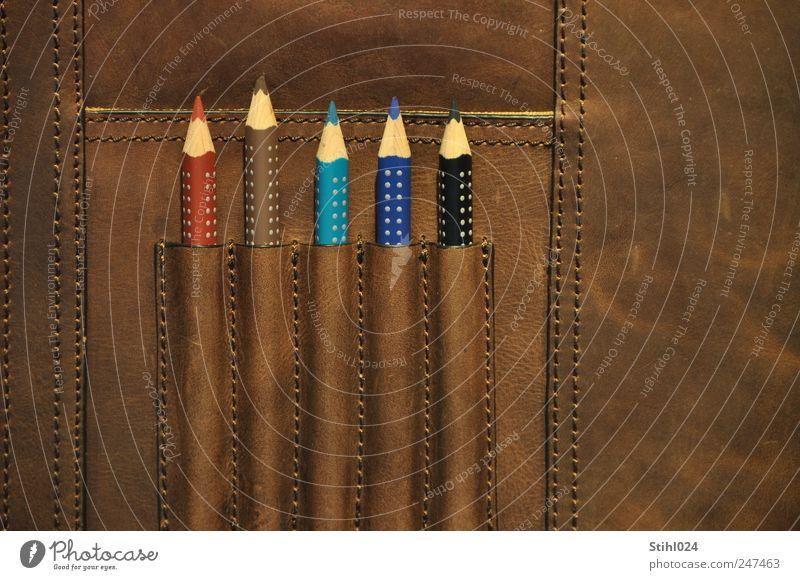 keiner tanzt aus der Reihe Einsamkeit Stil braun Arbeit & Erwerbstätigkeit Zufriedenheit Ordnung Design ästhetisch Sauberkeit Bildung Schutz zeichnen historisch