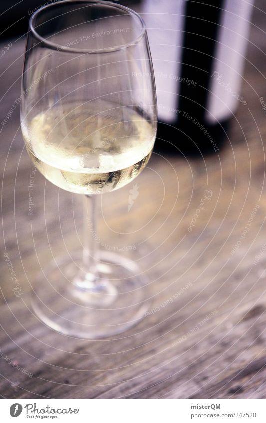 Feiner Tropfen II Lebensmittel Getränk ästhetisch Zufriedenheit Erholung Wein Weinflasche Weinglas Weinkeller Weinbau Weinschorle geschmackvoll Geschmackssinn