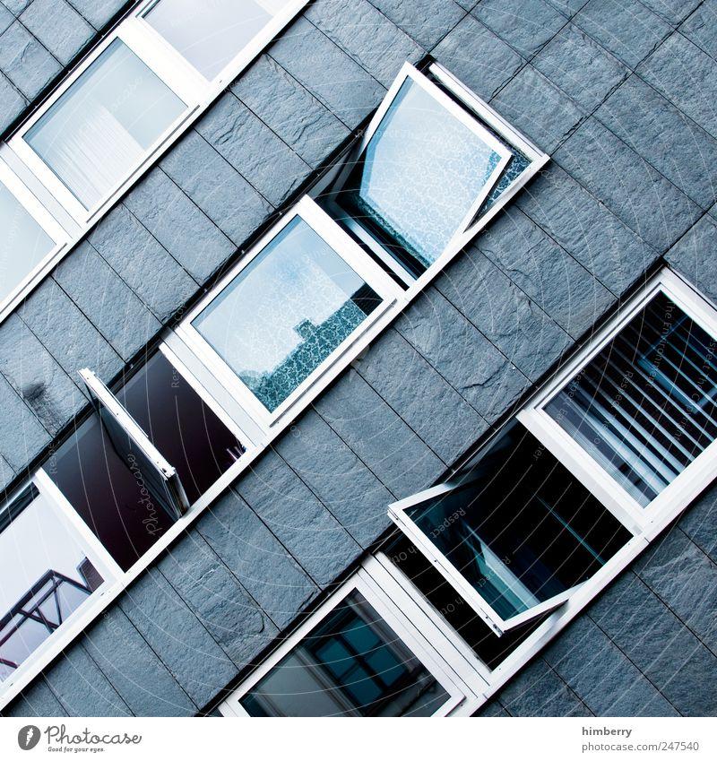 memory Werbebranche Handwerk Baustelle Dorf bevölkert Haus Einfamilienhaus Hochhaus Bauwerk Gebäude Mauer Wand Fassade Fenster Kreativität Außenaufnahme