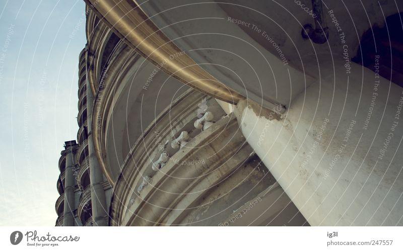 Bauruine Fassade Tourismus Hochhaus Aussicht Baustelle Asien Hotel Skyline Balkon Stress Gesellschaft (Soziologie) Thailand Entwicklung Insolvenz Besitz Kredit