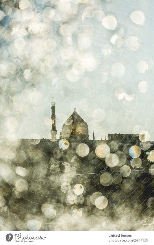 FF# Silberner Turm Kunst ästhetisch Dresden Sachsen Yenidze Naher und Mittlerer Osten multikulturell Religion & Glaube Moschee 1001 Kuppeldach Sehenswürdigkeit