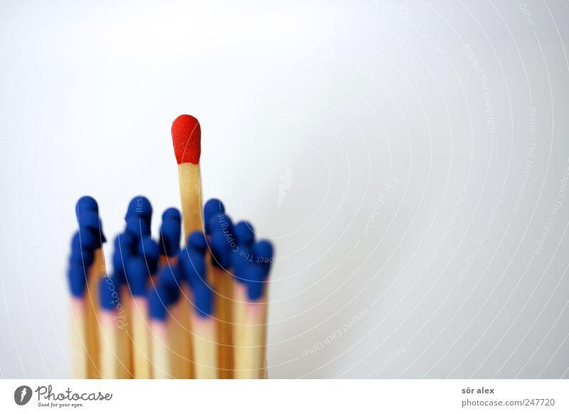 Vorbildfunktion blau weiß rot sprechen Menschengruppe Business Erfolg Studium Bildung Team Erwachsenenbildung Sitzung Beratung Eltern Karriere Berufsausbildung