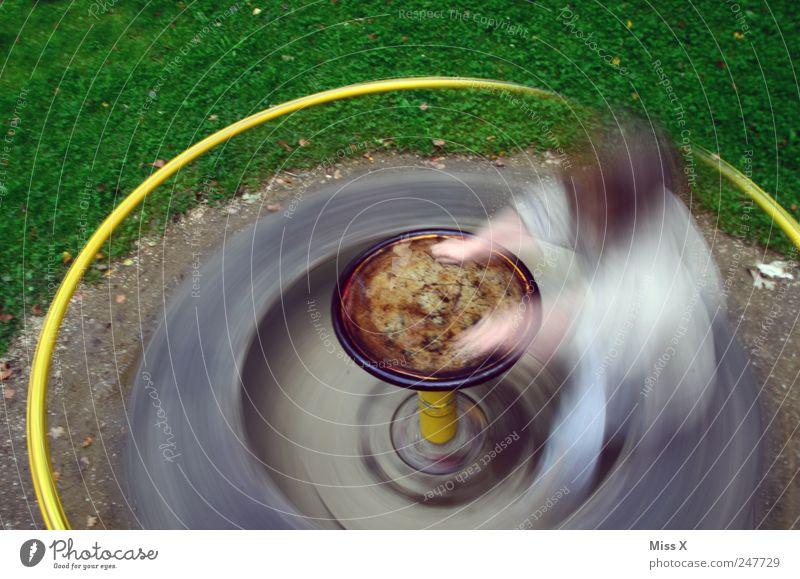 Halt an! Mensch Kind Freude Spielen Freizeit & Hobby Kindheit Kleinkind drehen Spielplatz Drehung Schwindelgefühl 3-8 Jahre schwindelig 1-3 Jahre
