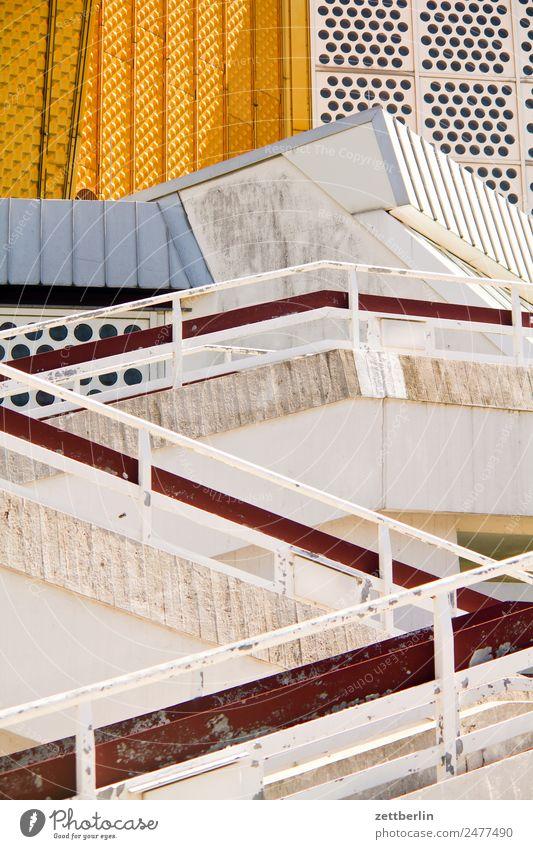 Philharmonie Architektur avant garde Bauhaus Berlin Berliner Philharmonie Fassade hans scharoun Konzert Konzerthalle Konzerthaus Kultur Kulturforum Berlin Kunst