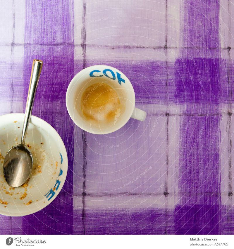Morgens Haus Wohnung Ernährung ästhetisch Getränk Kaffee genießen Hotel Frühstück lecker Bioprodukte Mahlzeit Schalen & Schüsseln Büffet Löffel Lebensmittel