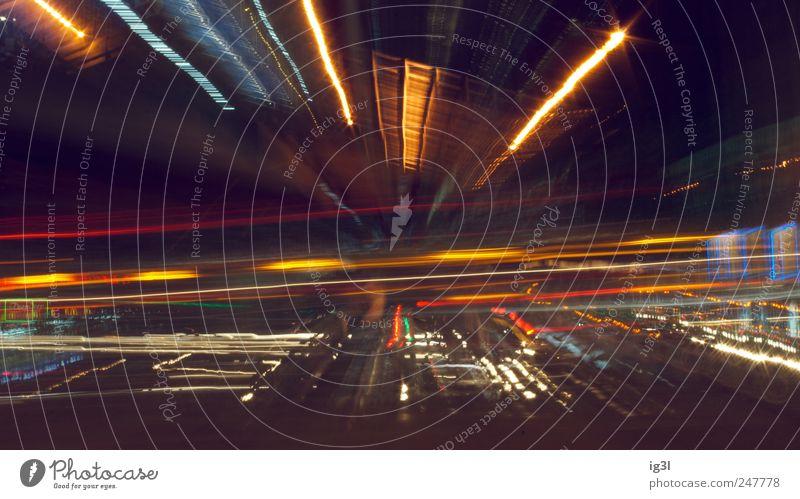 1 week in Bangkok Stadt Wege & Pfade Bewegung Zeit Linie Verkehr Ordnung Energie Vergänglichkeit Streifen Todesangst Netzwerk Kontakt Asien Stress chaotisch