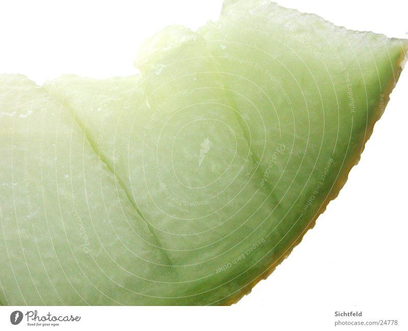 Honigmelone Wasser grün Sommer Ernährung gelb kalt Gesundheit Frucht frisch fein