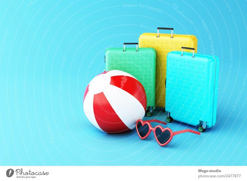Natur Ferien & Urlaub & Reisen Sommer weiß Meer Erholung Freude Strand Lifestyle Tourismus Sand Ausflug Freizeit & Hobby Verkehr Aussicht Abenteuer