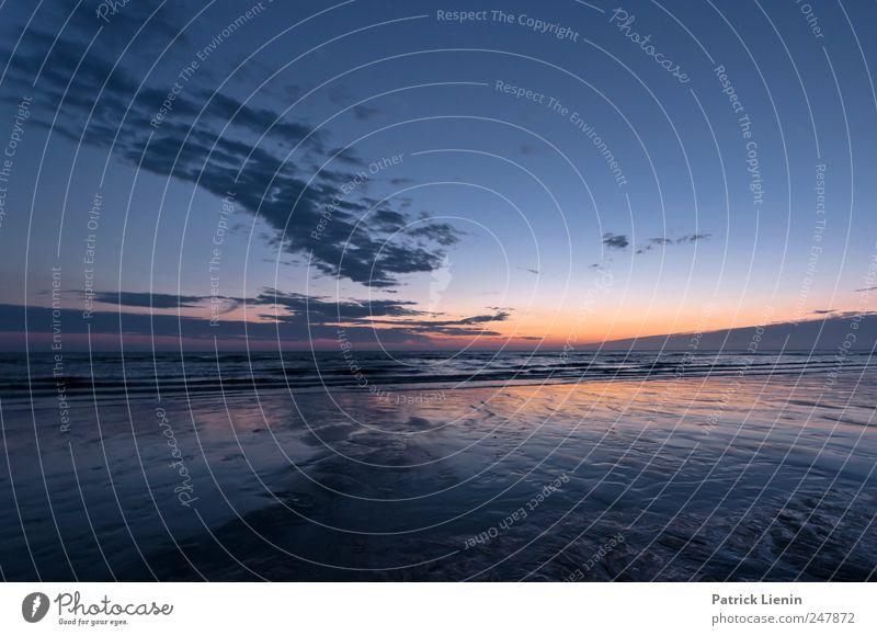 One day forever Himmel Natur schön Sommer Meer Strand Wolken Erholung Umwelt Landschaft Sand Küste Stimmung Erde Wetter Zufriedenheit