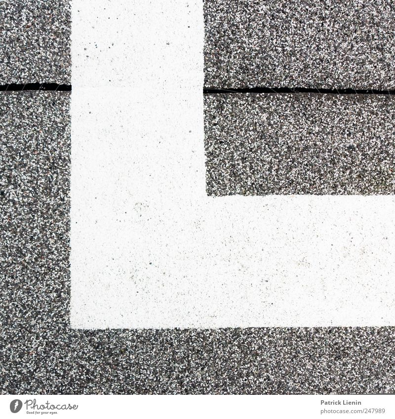 Simplify blau Straße Umwelt grau Bewegung Linie Kunst Platz paarweise Schriftzeichen neu Lifestyle Boden Kreis rund Asphalt