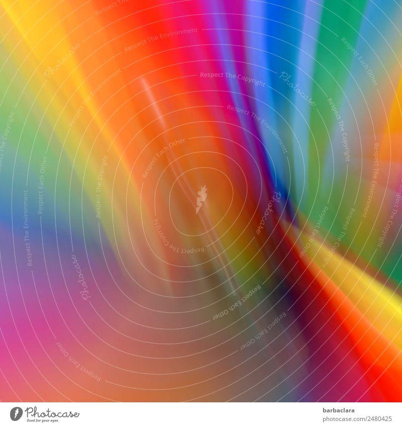 Farbrausch | Ein Kessel Buntes Farbe Freude Bewegung Kunst Spielen Stimmung Häusliches Leben Dekoration & Verzierung Geschwindigkeit Kitsch drehen Sinnesorgane