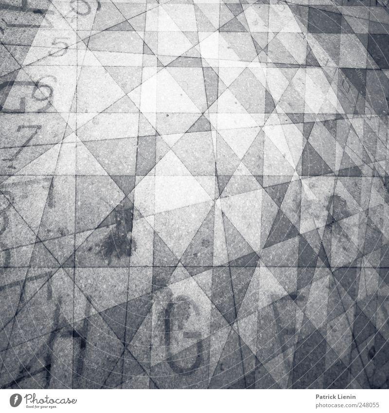 Schiffchen versenken Spielen Architektur Kunst Freizeit & Hobby Lifestyle Netzwerk Symmetrie wählen Genauigkeit Detailaufnahme Muster Schwarzweißfoto Strukturen & Formen