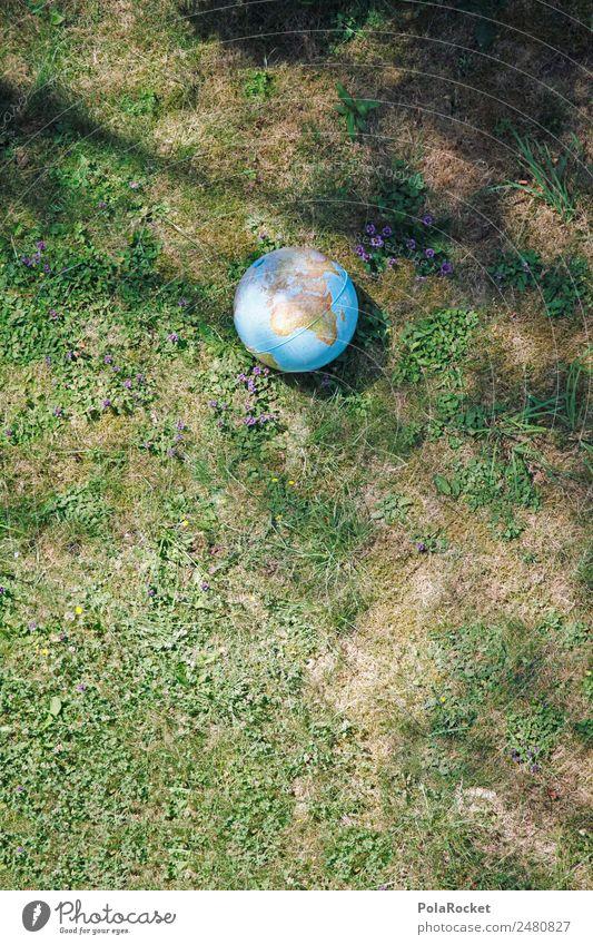 #A# Grüner Planet Kunst ästhetisch Planetarium planetar grün nachhaltig global Globalisierung Globalisierungsgegner Schutz Naturschutzgebiet Umweltschutz Rasen