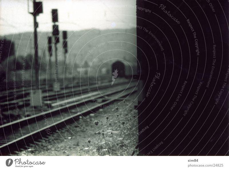 bahn Verkehr Eisenbahn Gleise