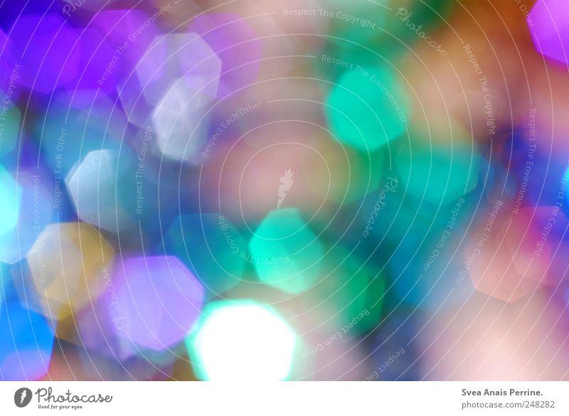 Glitzer. Kunststoff außergewöhnlich trashig Freude Glück Fröhlichkeit Lebensfreude Frühlingsgefühle Freundschaft Frieden Leichtigkeit Lichtpunkt glänzend