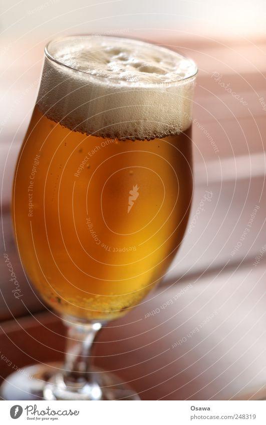 Feierabend Lebensmittel Getränk Erfrischungsgetränk Alkohol Bier Glas Freude Glück Rauschmittel Wohlgefühl Zufriedenheit Erholung Restaurant trinken Biergarten