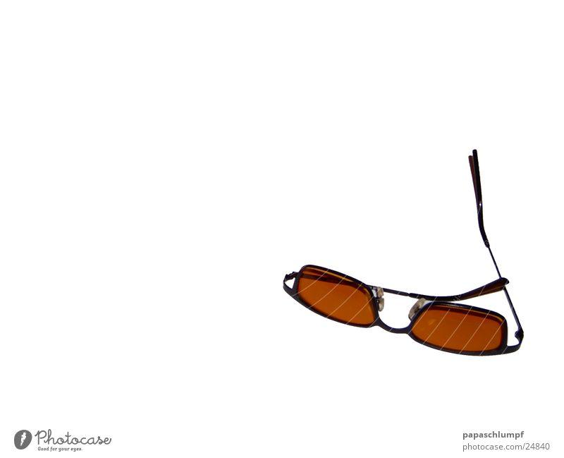 orange sonnenbrille #2 schwarz weiß Sonnenbrille Stil Freizeit & Hobby Sommer sunglases