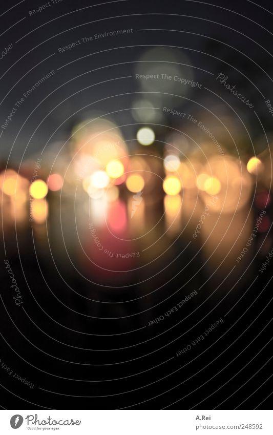 Punkte. Himmel Freude ruhig Straße dunkel Lampe Jahrmarkt