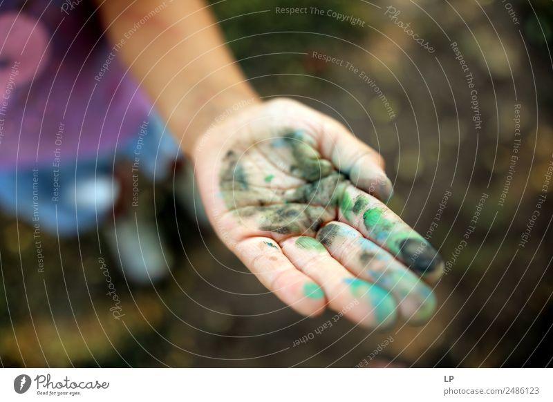 farbige Hand Lifestyle Stil Wellness Leben Sinnesorgane Freizeit & Hobby Spielen Kindererziehung Bildung Wissenschaften Erwachsenenbildung Kindergarten Schule