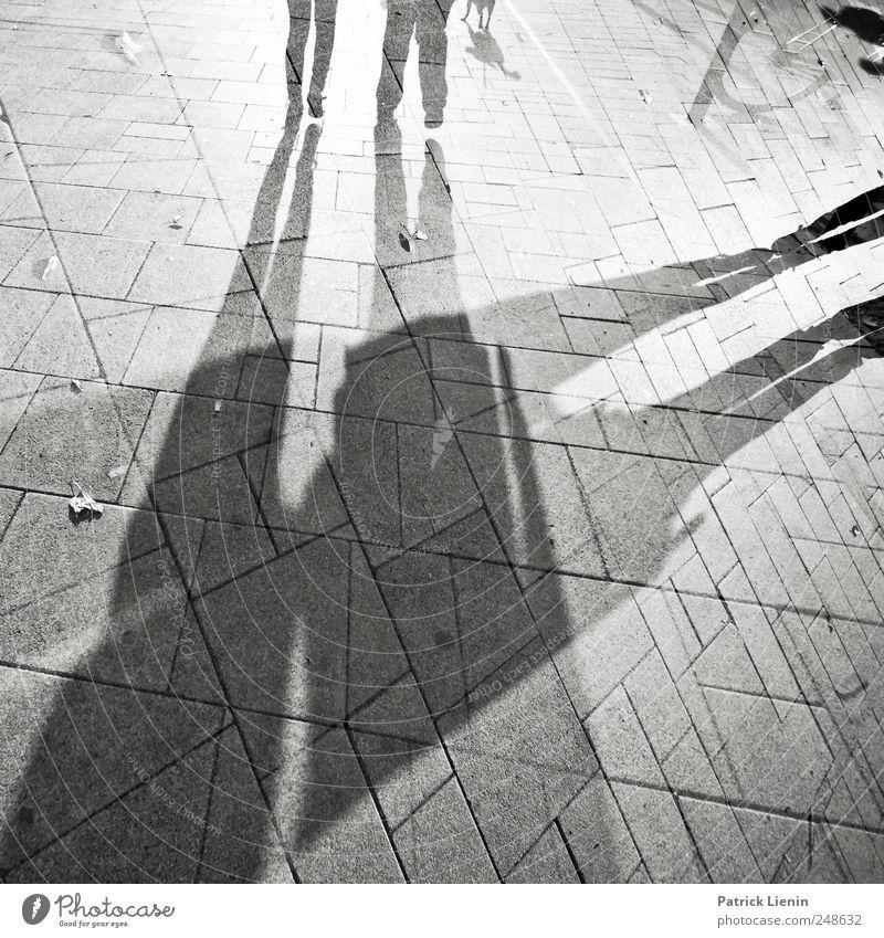When you're strange Mensch Straße Stil Lifestyle Kunst außergewöhnlich Freizeit & Hobby elegant modern laufen Platz beobachten Kontakt Stadtzentrum Reichtum Mobilität