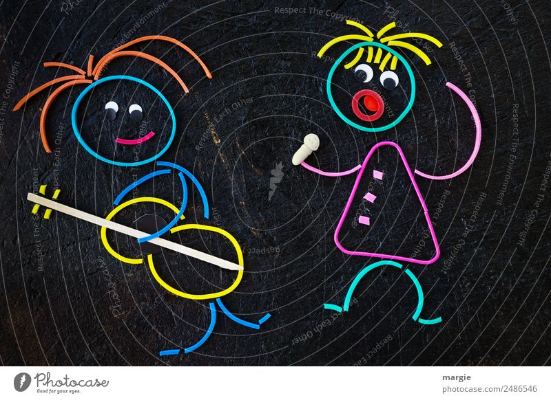 Gummiwürmer: Livemusik vom Gesangsduo! Ein Gittarrist und eine  Sängerin Freizeit & Hobby Nachtleben Entertainment Party Veranstaltung Musik Feste & Feiern