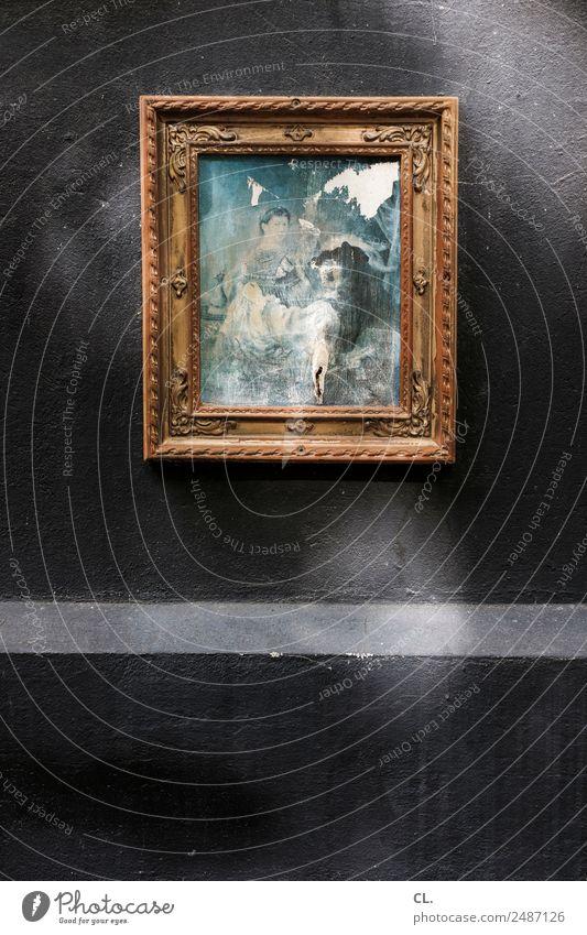 street art (2222) Kunst Künstler Maler Ausstellung Museum Kunstwerk Gemälde Mauer Wand Dekoration & Verzierung Rahmen alt außergewöhnlich authentisch historisch