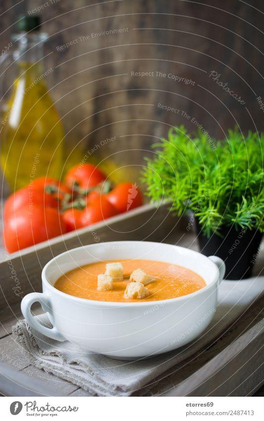 Kürbissuppe Lebensmittel Gesunde Ernährung Speise Foodfotografie Gemüse Suppe Eintopf Mittagessen Bioprodukte Vegetarische Ernährung Diät Schalen & Schüsseln