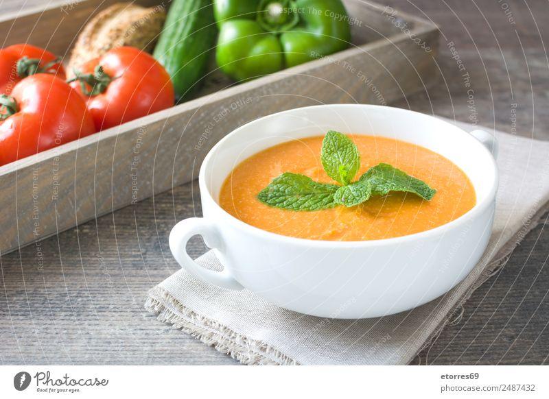 Kürbissuppe Lebensmittel Gemüse Suppe Eintopf Ernährung Mittagessen Bioprodukte Vegetarische Ernährung Schalen & Schüsseln Gesundheit Gesunde Ernährung