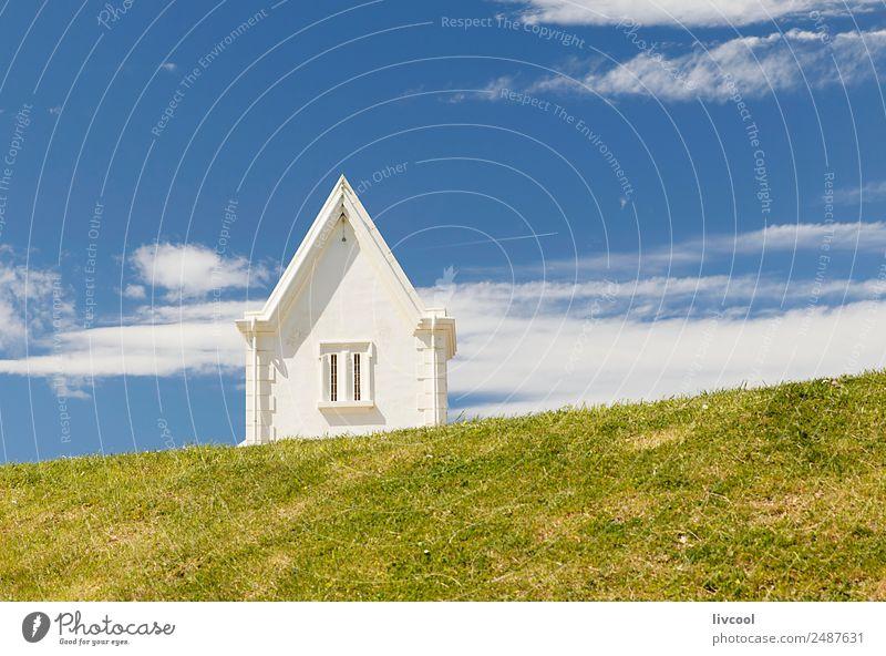 alt Stadt schön grün Sonne Landschaft Erholung Haus Wolken Berge u. Gebirge Frühling Küste Gras Aussicht Europa einzigartig