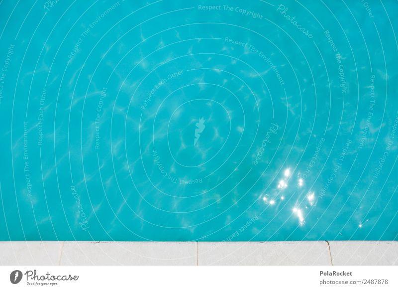 #A# The Pool-Guys Place Ferien & Urlaub & Reisen Sommer Erholung Kunst ästhetisch Sommerurlaub Schwimmbad Wasseroberfläche sommerlich Urlaubsfoto