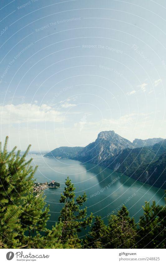 ...lustig sein Himmel Natur Wasser Baum Pflanze Sommer Wolken Berge u. Gebirge Landschaft Umwelt See Erde Felsen Perspektive Urelemente Gipfel