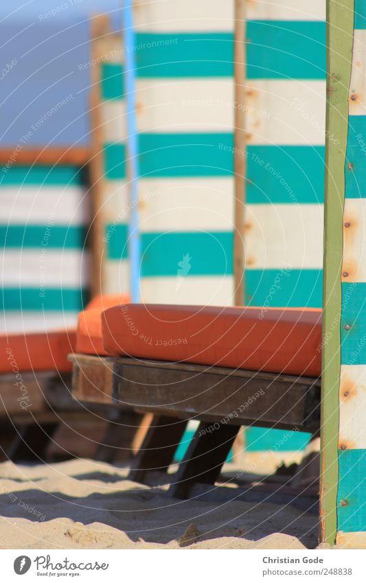 Strandliegen ohne Ende harmonisch Wohlgefühl Zufriedenheit Erholung ruhig Meditation Whirlpool Schwimmen & Baden Ferien & Urlaub & Reisen Tourismus Ausflug
