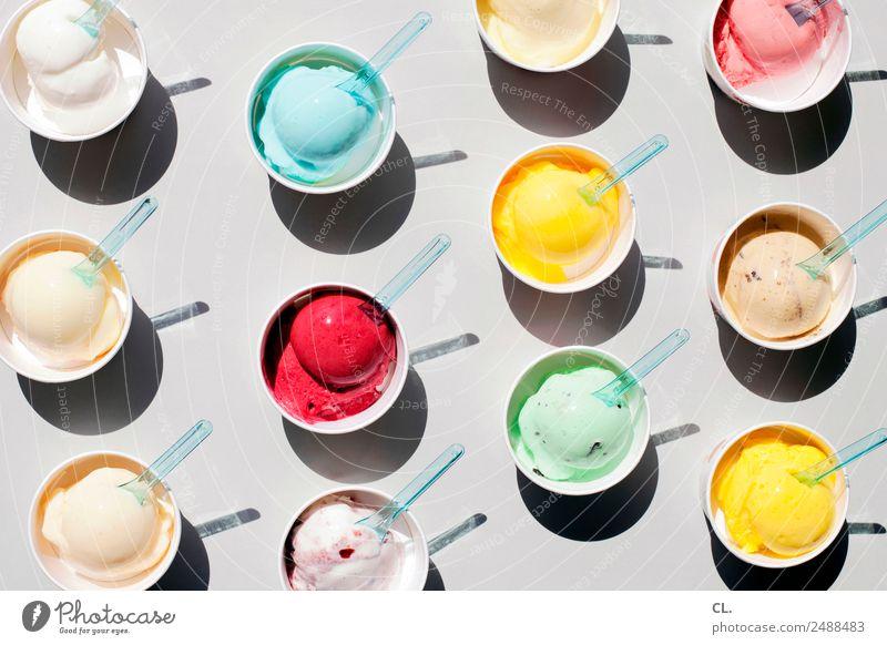 eiszeit Ferien & Urlaub & Reisen Sommer Freude Lebensmittel außergewöhnlich Design Ernährung frisch ästhetisch Fröhlichkeit Kreativität genießen Lebensfreude