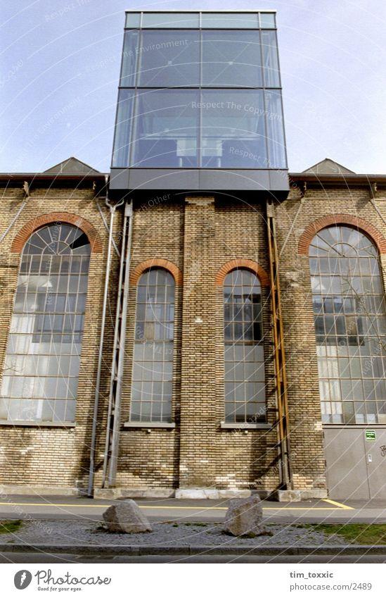 schiffbau:zuerich_west Stadt Architektur Theater Zürich Schweiz
